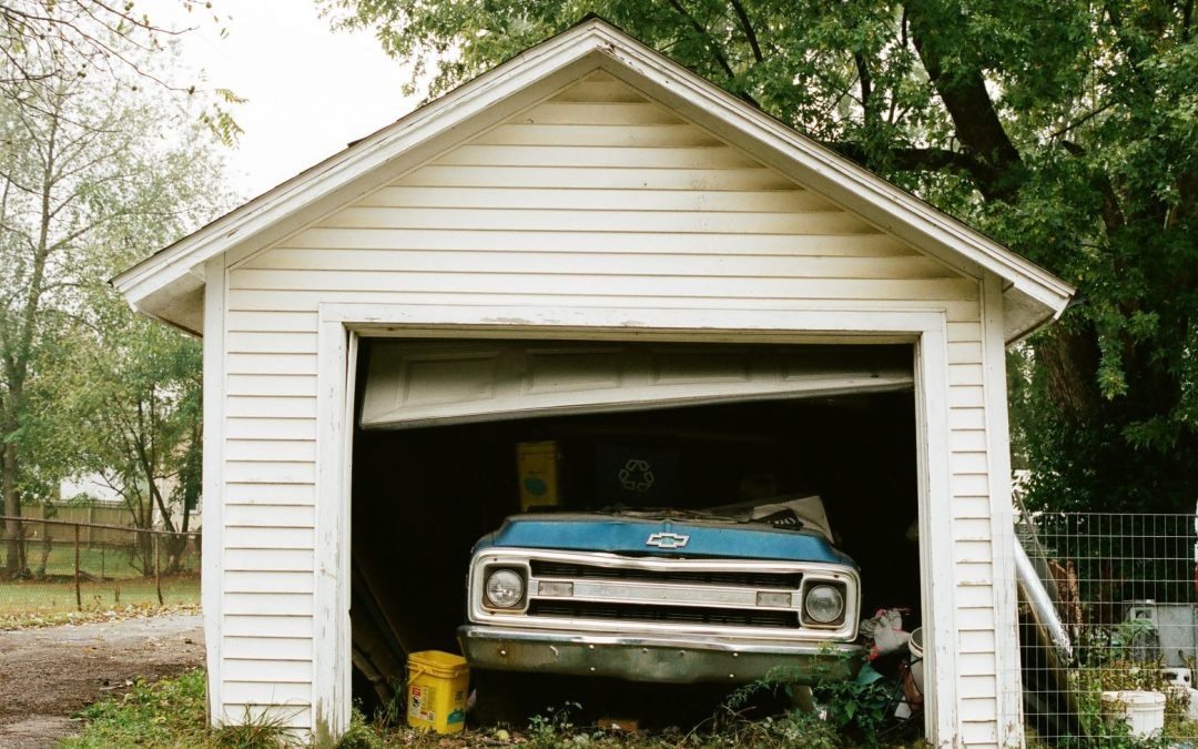 Some Musings From God's Garage